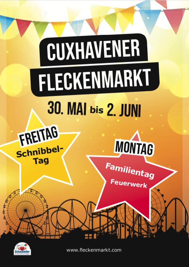 Plakat Cuxhaven